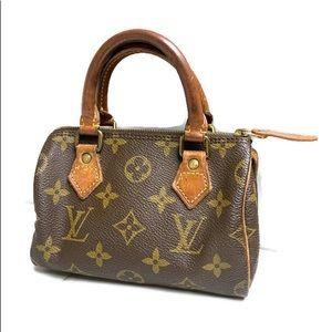 👶 Louis Vuitton Mini Speedy HL 👶